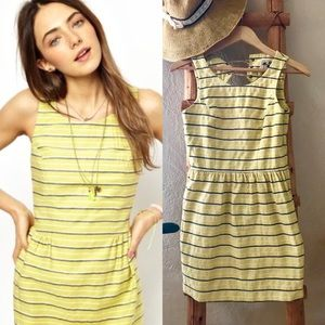 Scotch & Soda The Cruise Collection Yellow Dress